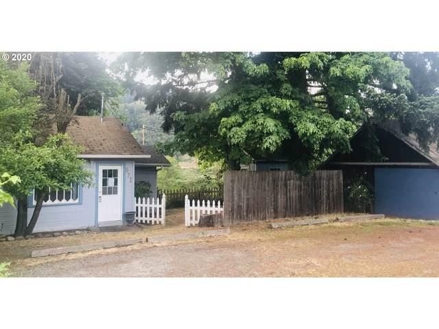 671 N Old Pacific Hwy, Myrtle Creek, OR 97457 (MLS #20012816) :: Fox Real Estate Group
