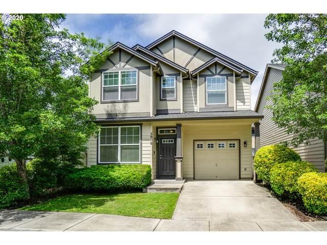 5918 NE 60TH Cir, Vancouver, WA 98661 (MLS #20013859) :: Fox Real Estate Group