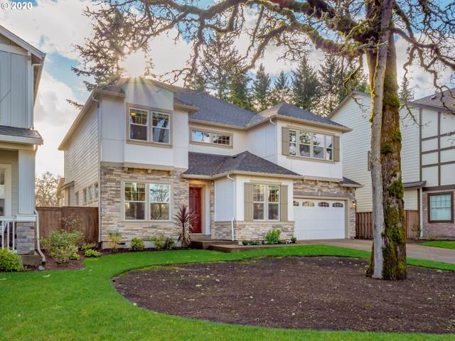12262 SW Alta Ct, Wilsonville, OR 97070 (MLS #20014272) :: Change Realty