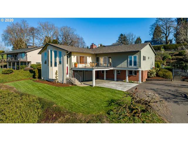 8809 NW Lakecrest Ave, Vancouver, WA 98665 (MLS #20014446) :: Brantley Christianson Real Estate