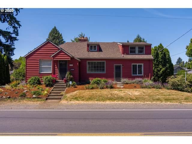 5229 NE 60TH Ave, Portland, OR 97218 (MLS #20014514) :: Holdhusen Real Estate Group