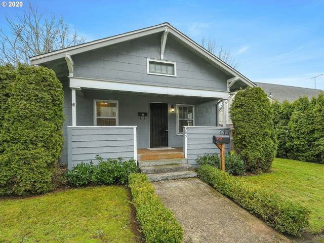 205 W 32ND St, Vancouver, WA 98660 (MLS #20014905) :: McKillion Real Estate Group