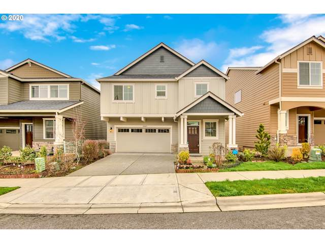 16987 NW Madrone St, Portland, OR 97229 (MLS #20015106) :: The Liu Group