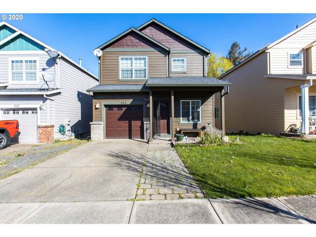 923 NW Viewpoint Pl, Hillsboro, OR 97124 (MLS #20015233) :: Fox Real Estate Group