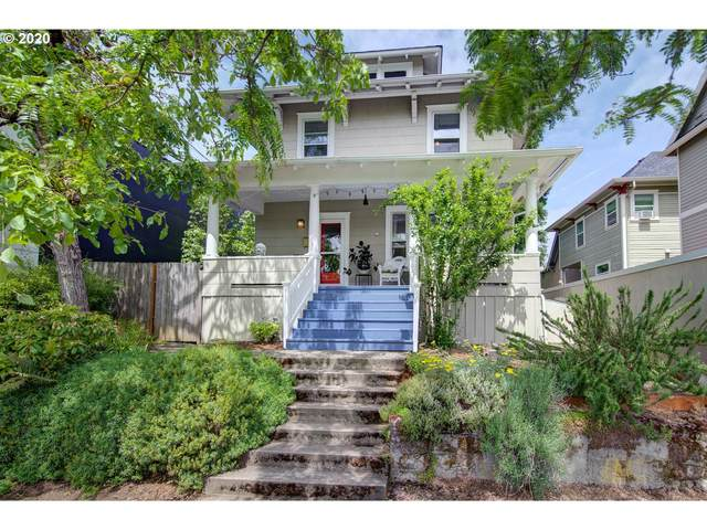 25 NE Wygant St, Portland, OR 97211 (MLS #20015327) :: Townsend Jarvis Group Real Estate