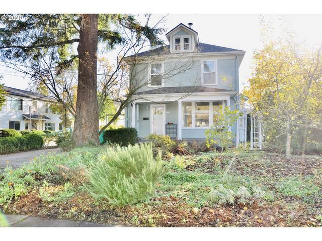 7966 SE Raymond St, Portland, OR 97206 (MLS #20015834) :: Townsend Jarvis Group Real Estate