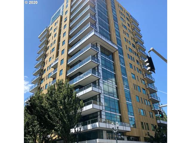 311 NW 12TH Ave #302, Portland, OR 97209 (MLS #20015919) :: Townsend Jarvis Group Real Estate