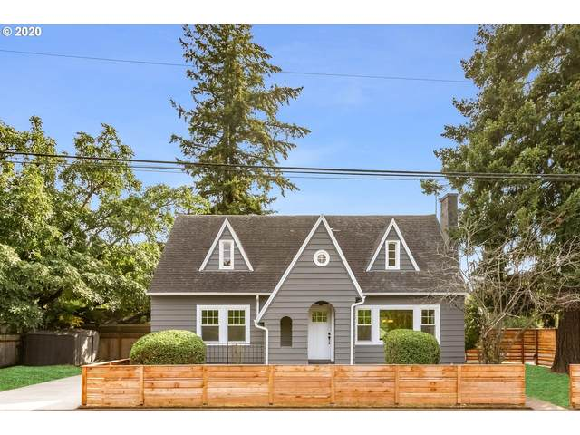 8408 NE Prescott St, Portland, OR 97220 (MLS #20016007) :: Song Real Estate