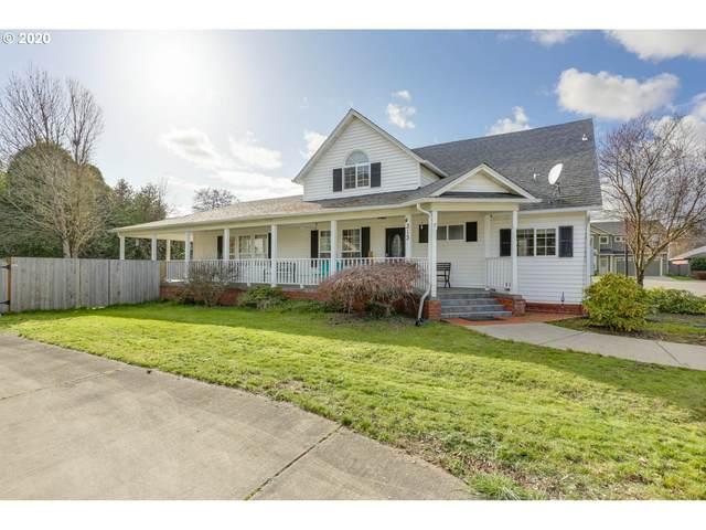 4313 NE 58TH Cir, Vancouver, WA 98661 (MLS #20016466) :: Fox Real Estate Group