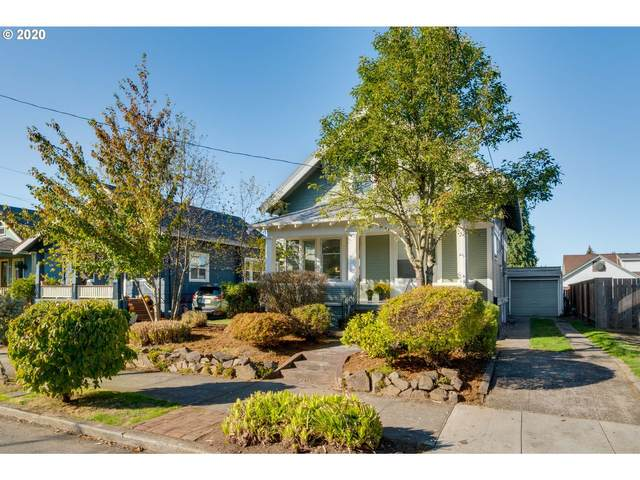 1407 NE Sumner St, Portland, OR 97211 (MLS #20016526) :: McKillion Real Estate Group