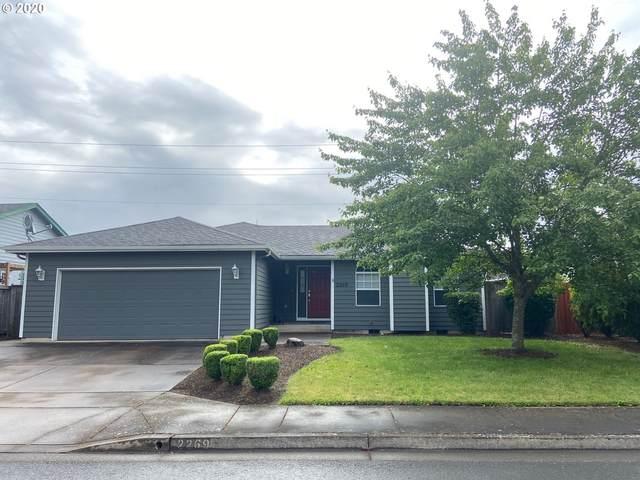 2269 Parker Pl, Eugene, OR 97402 (MLS #20017101) :: Song Real Estate