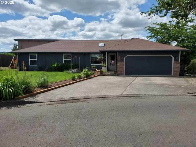 1005 NW Cazadero Ct, Estacada, OR 97023 (MLS #20017572) :: Duncan Real Estate Group