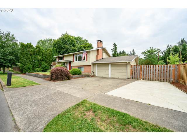 10260 SW Heather Ln, Beaverton, OR 97008 (MLS #20017600) :: Cano Real Estate