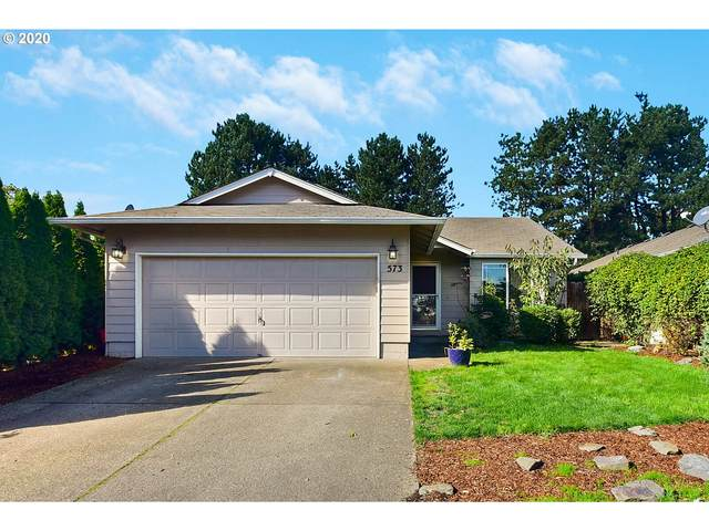 573 Page Ct NE, Salem, OR 97301 (MLS #20017961) :: Duncan Real Estate Group