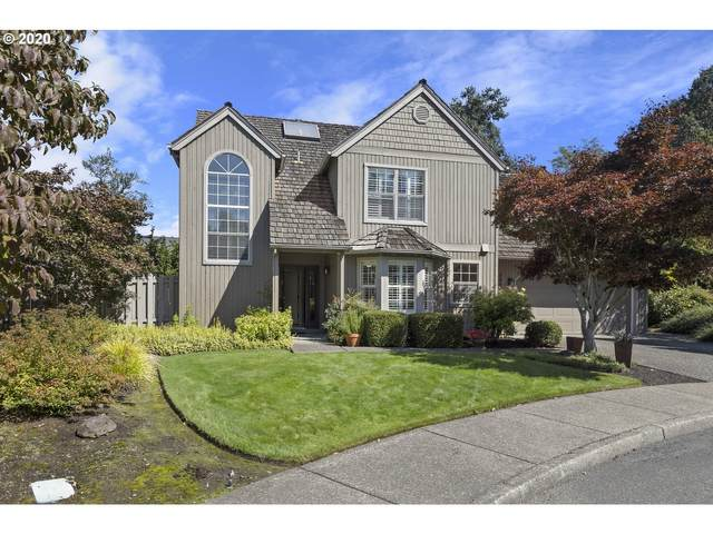 5885 Dove Ct, Lake Oswego, OR 97035 (MLS #20018169) :: Townsend Jarvis Group Real Estate