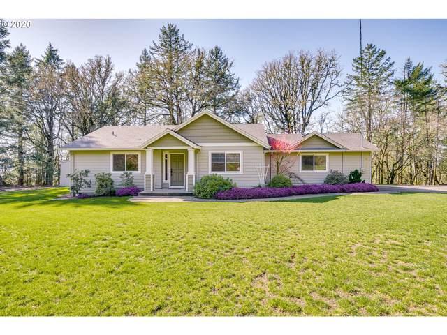19105 NE Kings Grade, Newberg, OR 97132 (MLS #20018259) :: Song Real Estate