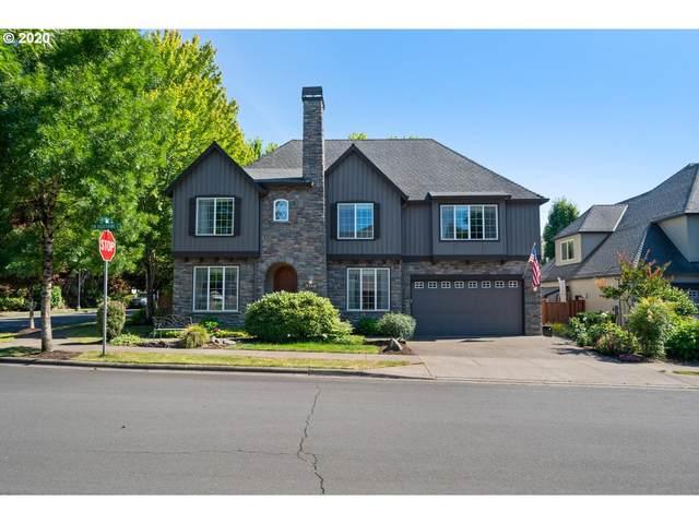 7264 SW Bouchaine Ct, Wilsonville, OR 97070 (MLS #20018448) :: McKillion Real Estate Group