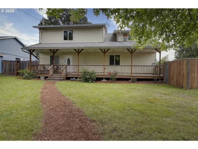 16286 Front Ave, Oregon City, OR 97045 (MLS #20018657) :: Fox Real Estate Group