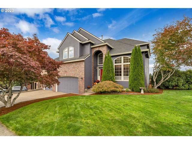 13910 SW Aerie Dr, Tigard, OR 97223 (MLS #20018823) :: Fox Real Estate Group