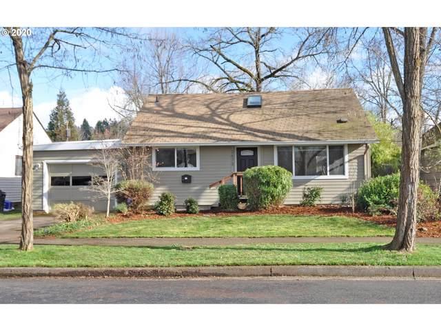 2673 Alder St, Eugene, OR 97405 (MLS #20018836) :: Townsend Jarvis Group Real Estate