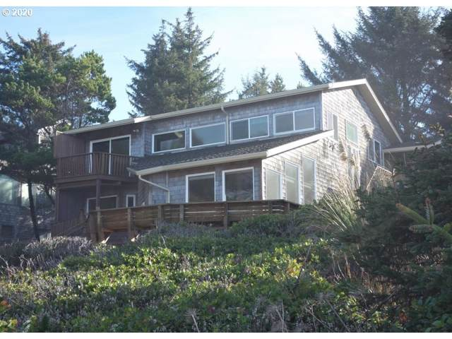 475 SW Spindrift, Depoe Bay, OR 97341 (MLS #20018856) :: Townsend Jarvis Group Real Estate