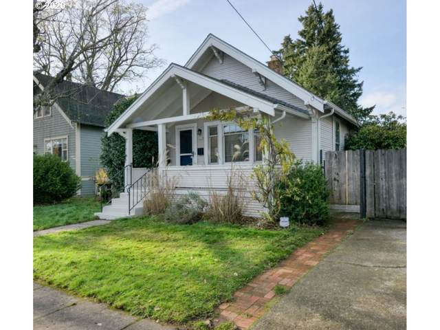 455 NE 69TH Ave, Portland, OR 97213 (MLS #20018991) :: Cano Real Estate