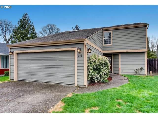 319 NE Hyde Cir, Hillsboro, OR 97124 (MLS #20019445) :: McKillion Real Estate Group