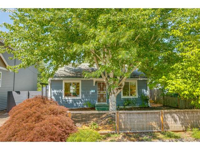 1815 N Prescott St, Portland, OR 97217 (MLS #20019617) :: The Liu Group
