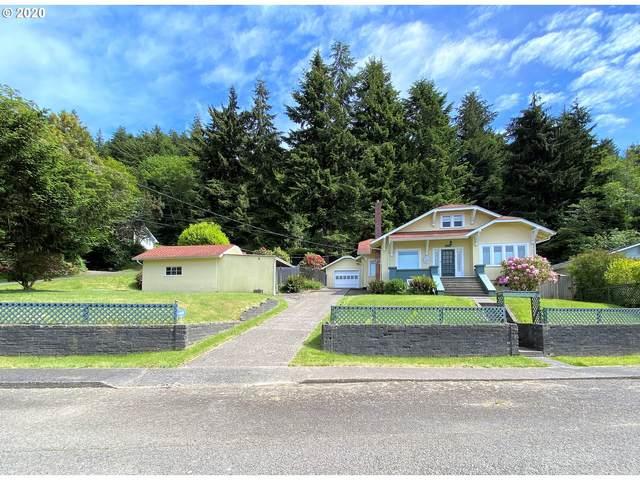 626 Elm Ave, Reedsport, OR 97467 (MLS #20019768) :: McKillion Real Estate Group