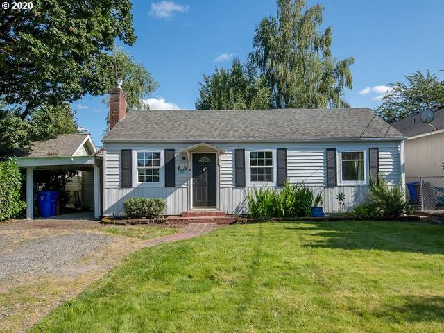 620 Main St, Fairview, OR 97024 (MLS #20019996) :: Townsend Jarvis Group Real Estate