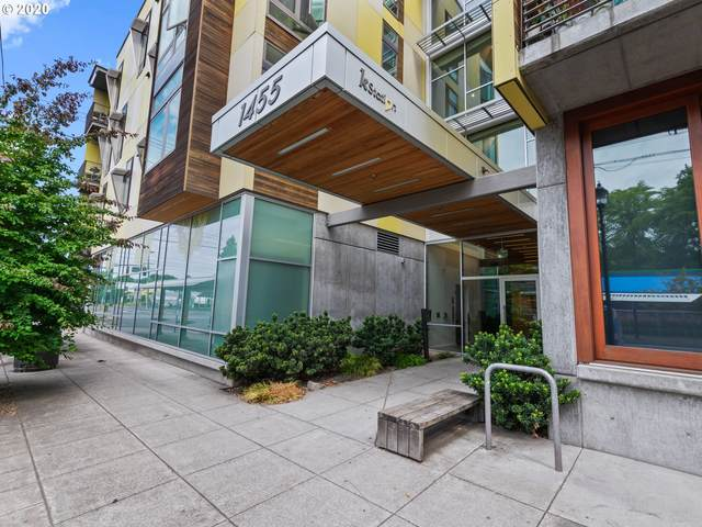 1455 N Killingsworth St #206, Portland, OR 97217 (MLS #20020079) :: Next Home Realty Connection