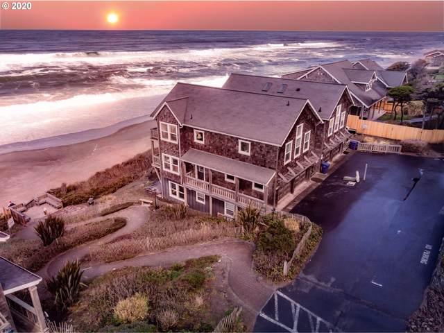 -1 Bella Beach Cir, Depoe Bay, OR 97341 (MLS #20020668) :: Matin Real Estate Group