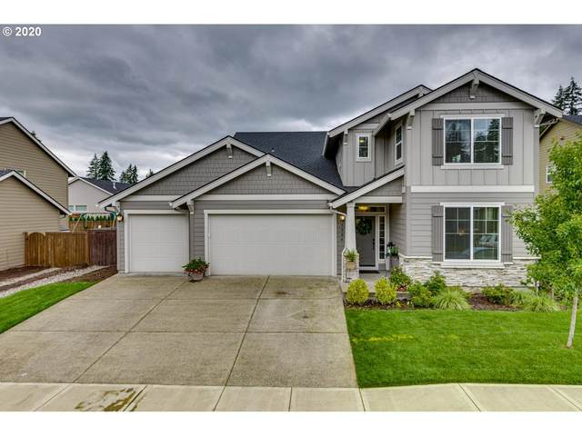 7904 NE 173RD Ave, Vancouver, WA 98682 (MLS #20021214) :: Fox Real Estate Group