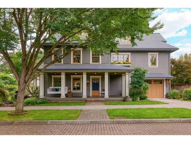 2030 SE Rex St, Portland, OR 97202 (MLS #20021642) :: Stellar Realty Northwest
