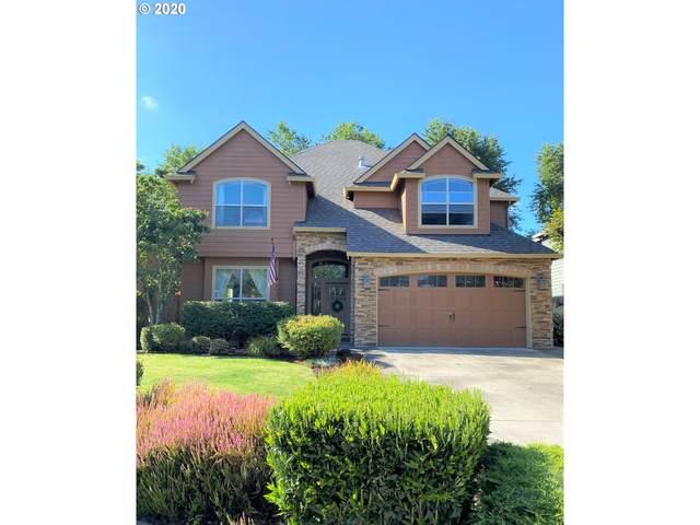 2409 NE 182ND Ct, Vancouver, WA 98684 (MLS #20021834) :: Fox Real Estate Group