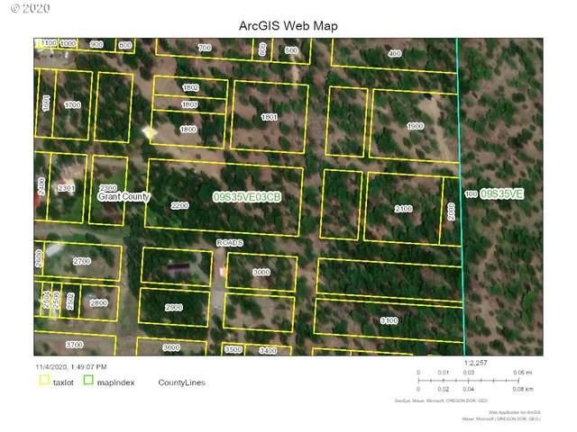 Barrett St, Granite, OR 97877 (MLS #20022010) :: Premiere Property Group LLC