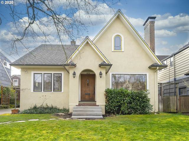 2014 NE Mason St, Portland, OR 97211 (MLS #20022305) :: Fox Real Estate Group