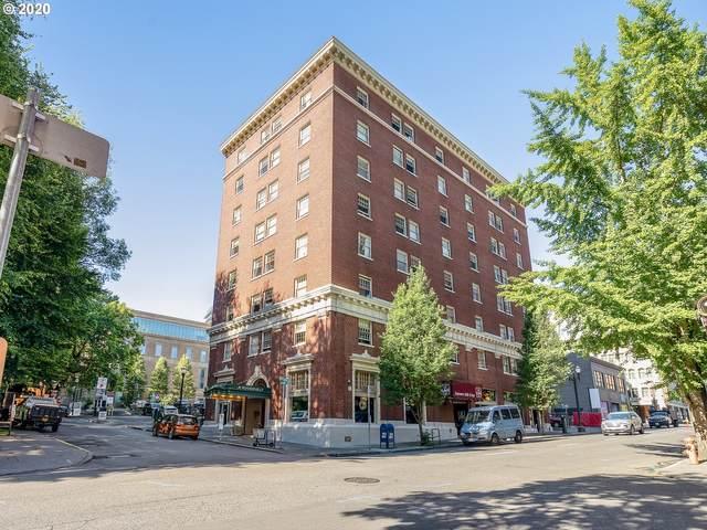 1005 SW Park Ave #402, Portland, OR 97205 (MLS #20022389) :: Premiere Property Group LLC