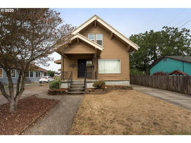 8243 NE Hassalo St, Portland, OR 97220 (MLS #20022419) :: The Galand Haas Real Estate Team