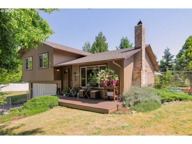 1854 SW Myers Pl, Gresham, OR 97080 (MLS #20022441) :: Next Home Realty Connection