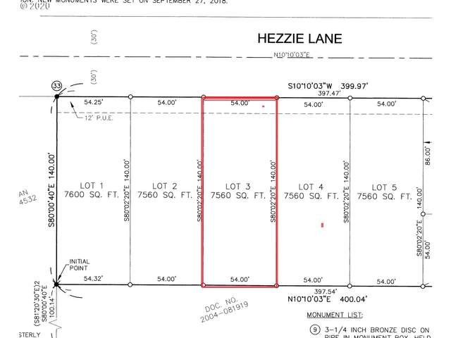 160 N Hezzie Ln, Molalla, OR 97038 (MLS #20023207) :: Townsend Jarvis Group Real Estate