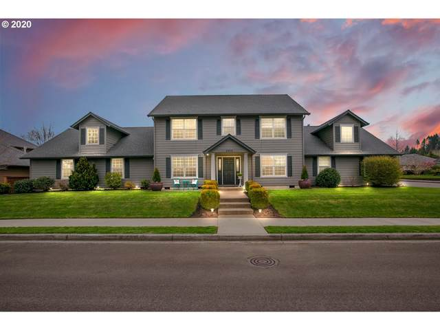 4404 NW Emily Way, Camas, WA 98607 (MLS #20023476) :: Next Home Realty Connection