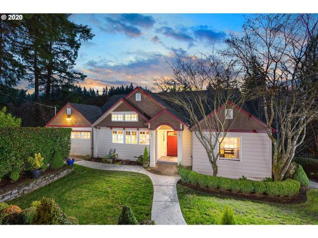 1665 SW Highland Pkwy, Portland, OR 97221 (MLS #20023516) :: Next Home Realty Connection