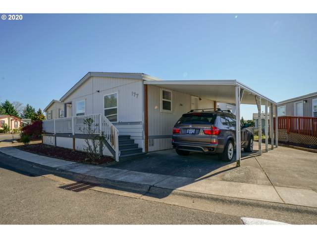 1699 N Terry St Sp177, Eugene, OR 97402 (MLS #20023622) :: Townsend Jarvis Group Real Estate