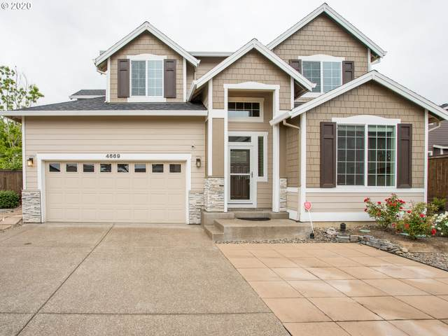 4669 SE Bentley St, Hillsboro, OR 97123 (MLS #20023662) :: Fox Real Estate Group