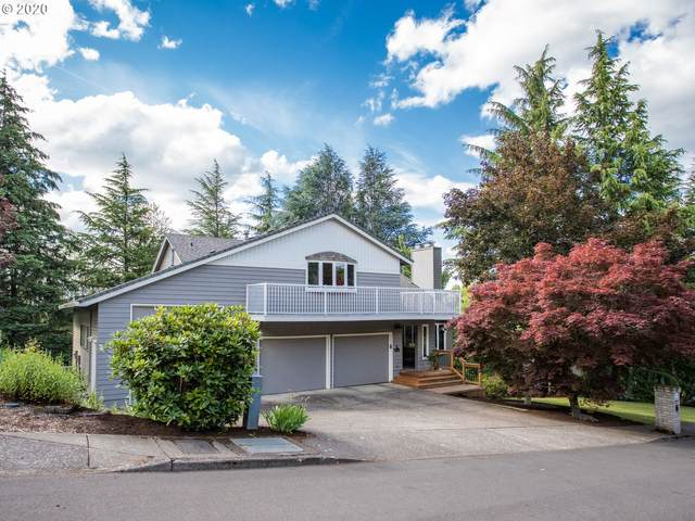 2495 NW 121ST Pl, Portland, OR 97229 (MLS #20023790) :: Fox Real Estate Group