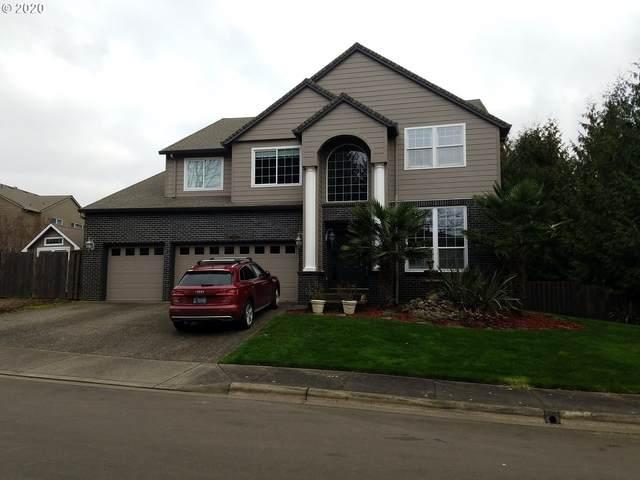 10810 SW Morey Ct, Wilsonville, OR 97070 (MLS #20024101) :: Lucido Global Portland Vancouver