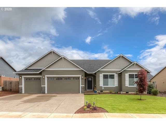 356 SE Belgian St, Sublimity, OR 97385 (MLS #20024213) :: Fox Real Estate Group