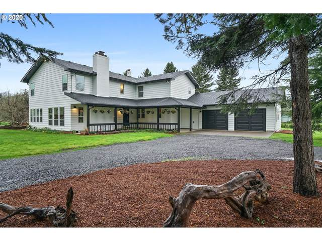 40514 Mcqueen Dr, Sweet Home, OR 97386 (MLS #20024605) :: Premiere Property Group LLC