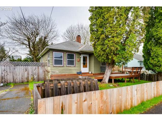 8601 N Hamlin Ave, Portland, OR 97217 (MLS #20024653) :: Change Realty